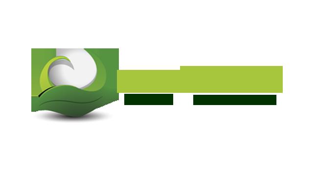 Top 2 Green Life Real estate Psd Logo Design | Techfameplus