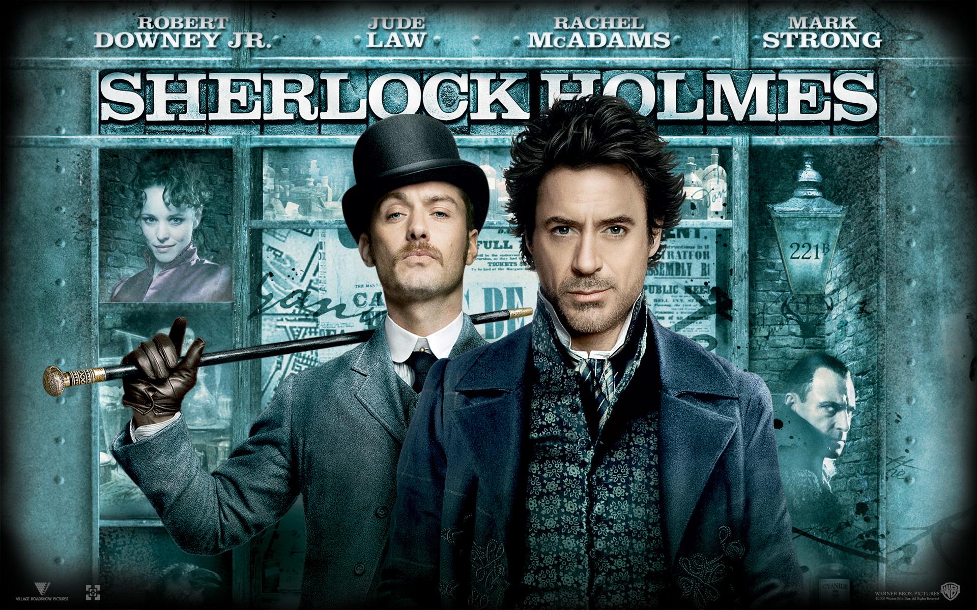 Sherlock Holmes Movie Free on Google Play Movies - Techfameplus