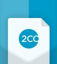 2checkout-Flat Shopping Icons