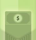 money-Flat Shopping Icons