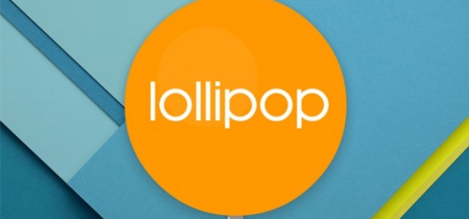 Android Lollipop for LG New Smartphones