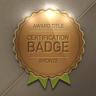 Award Badge PSD Design By Deepak Sudera
