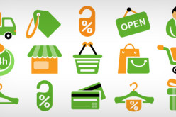 Top 15 Awesome Shopping Icons PSD Design