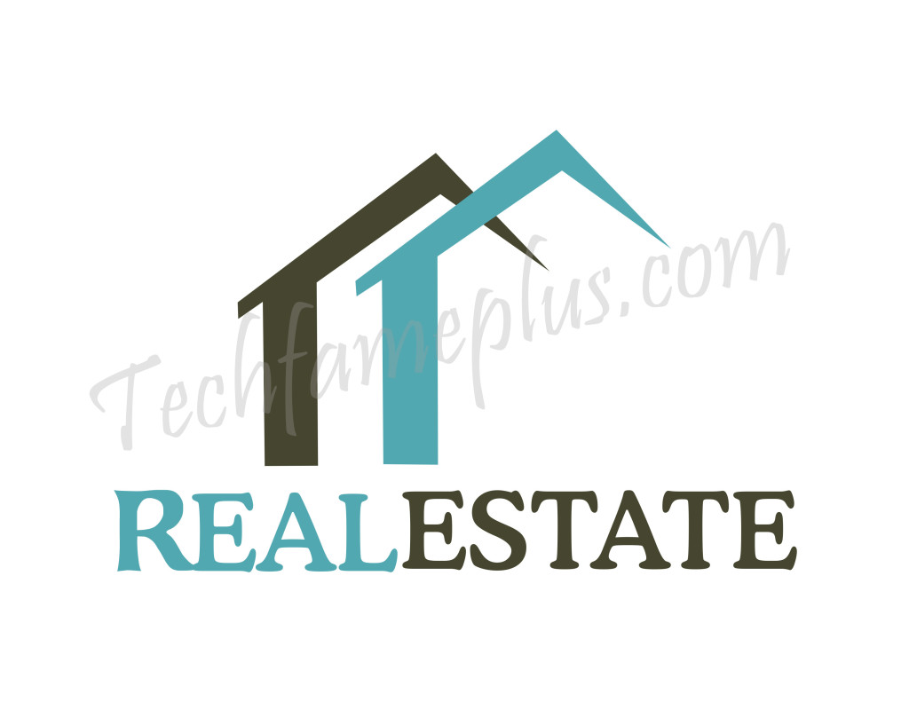 Top 11 Real Estate Logo With CDR File-11