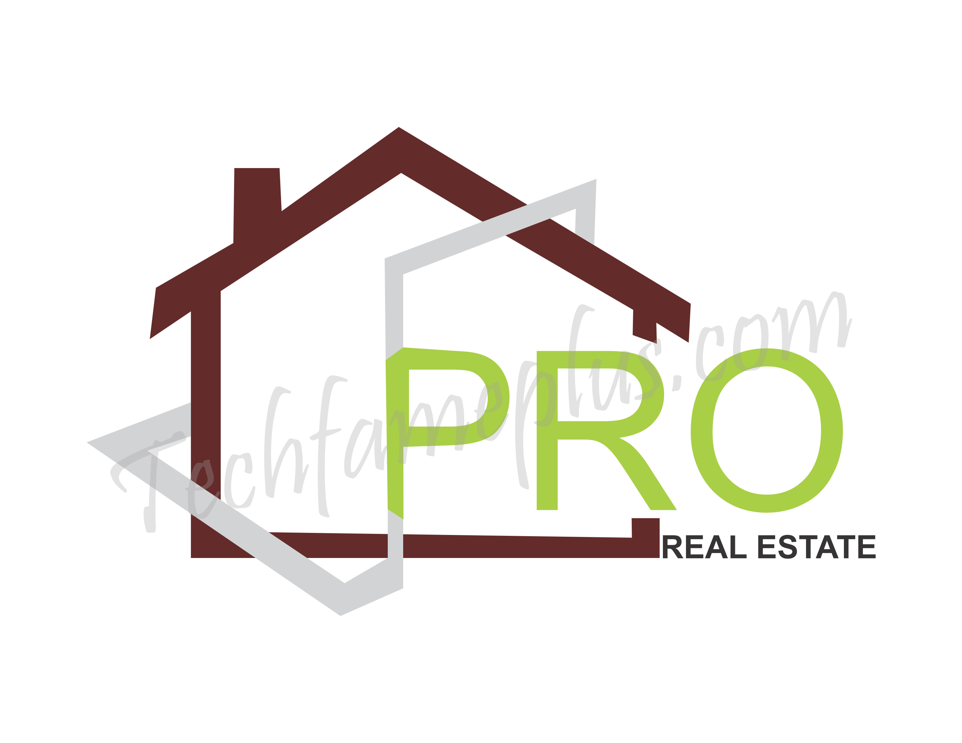 Top 11 Real Estate Logo With CDR File