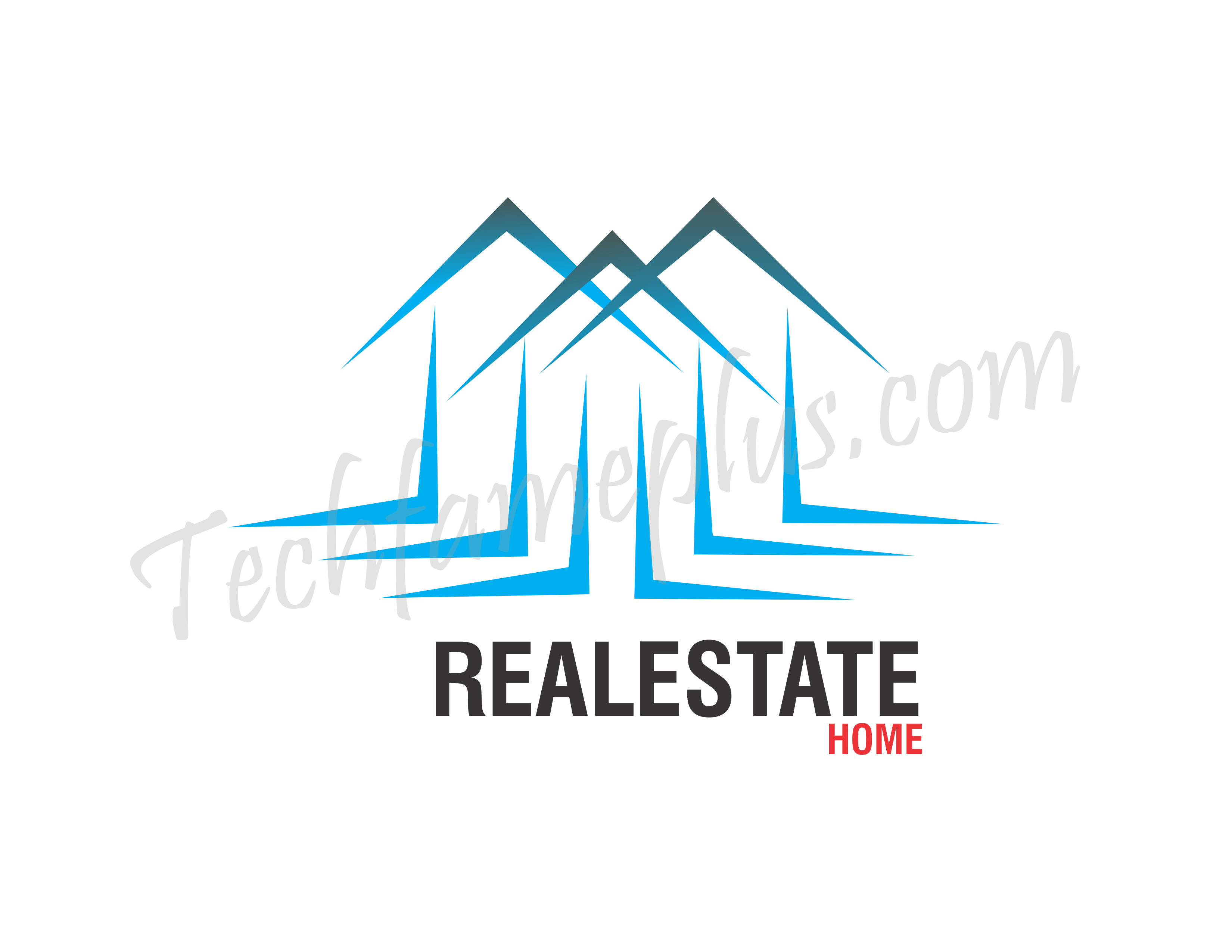 Top 11 Real Estate Logo With CDR File-9
