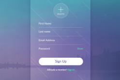 Web UI PSD Design With Web Element