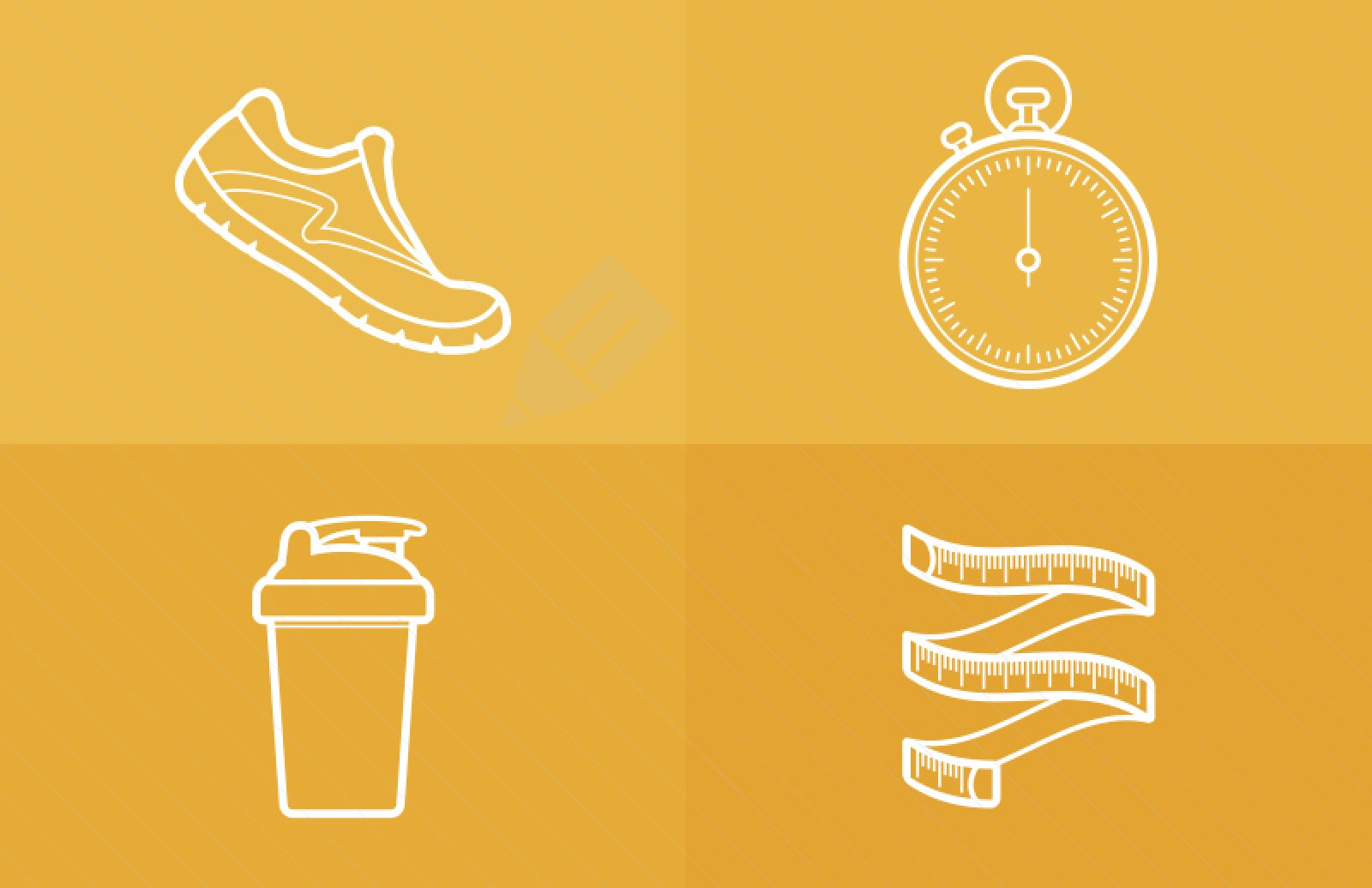 Top 8 Awesome Health & Fitness Vectors Design