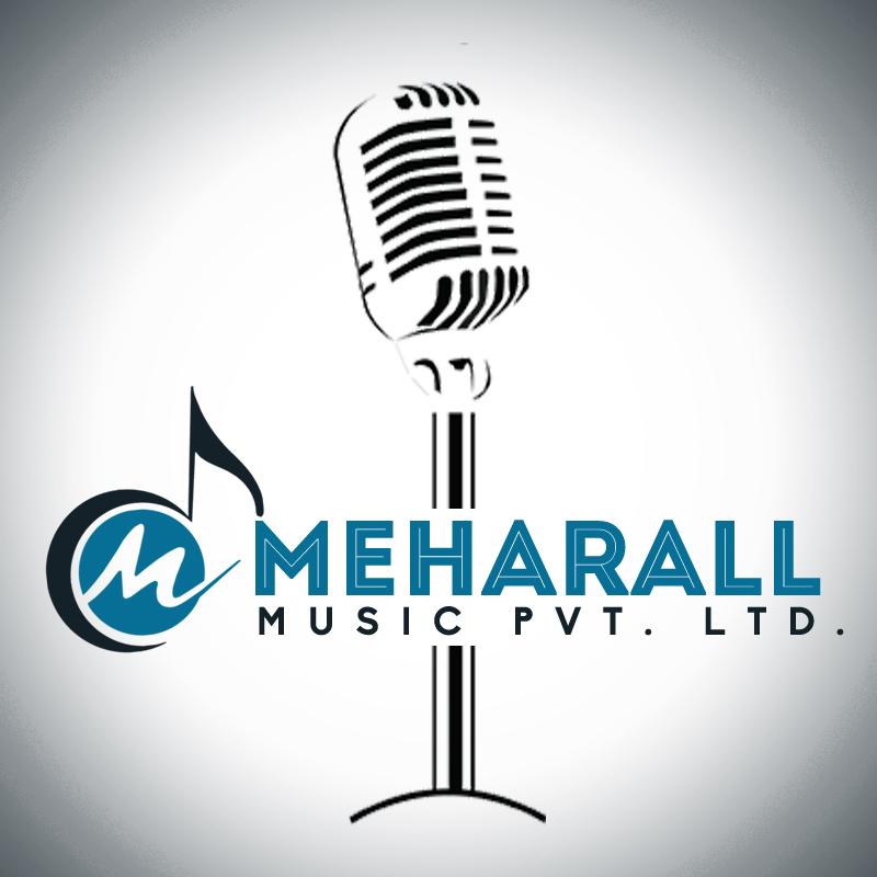 Meharall music Logo
