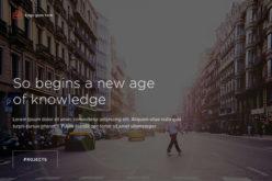 Business Website Wireframe Mockup PSD Design