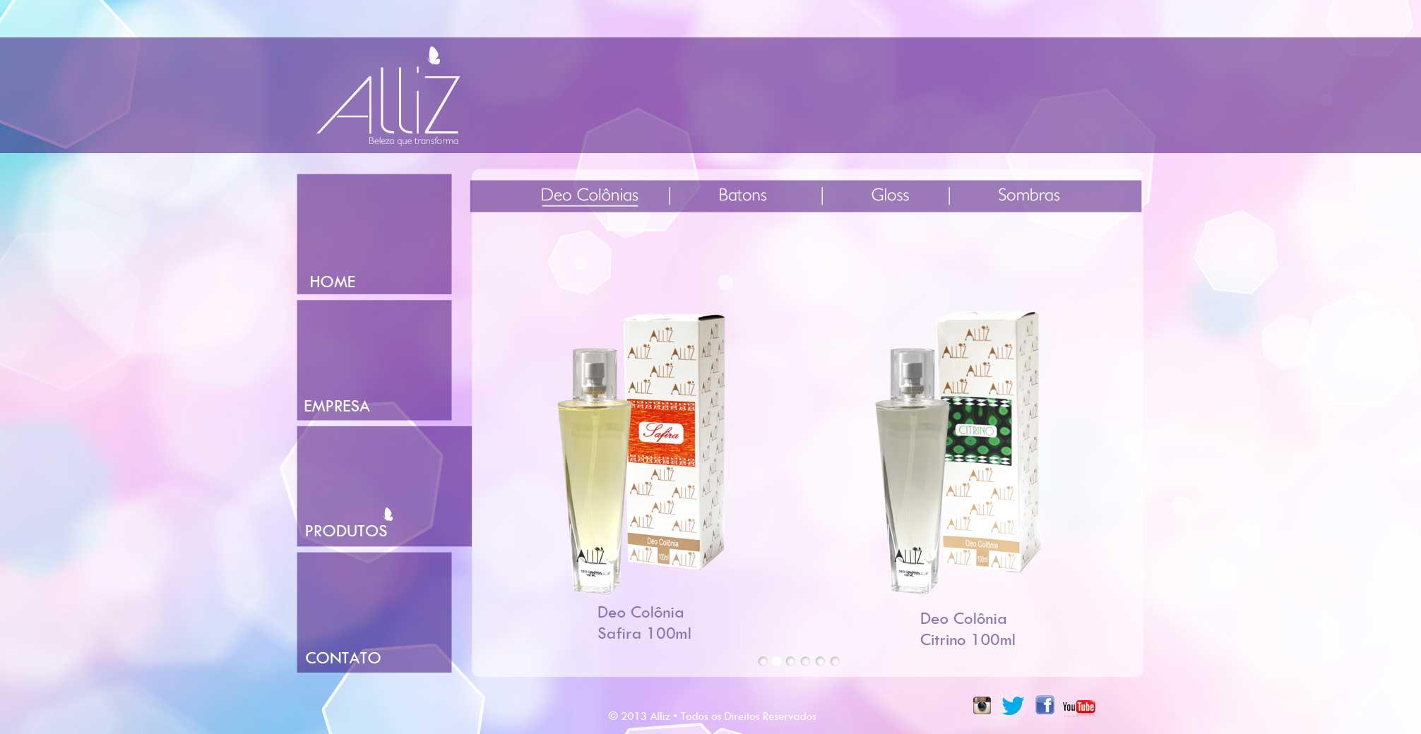 Product Website Theme PSD Mockup Design