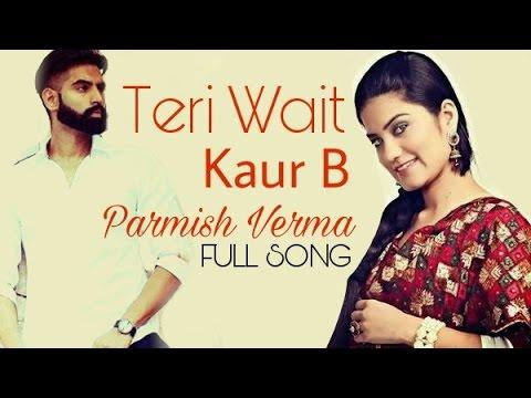 Teri Wait Latest Punjabi Song Bhangra Dance Video