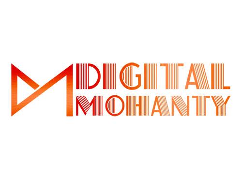 Digital Mohanty Logo