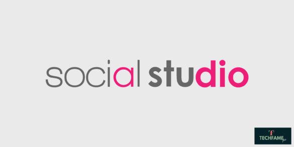 Social studio Business Logo Design