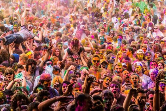 Harmful Effects and Precautions on Holi Festival
