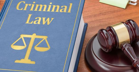 criminal law definition