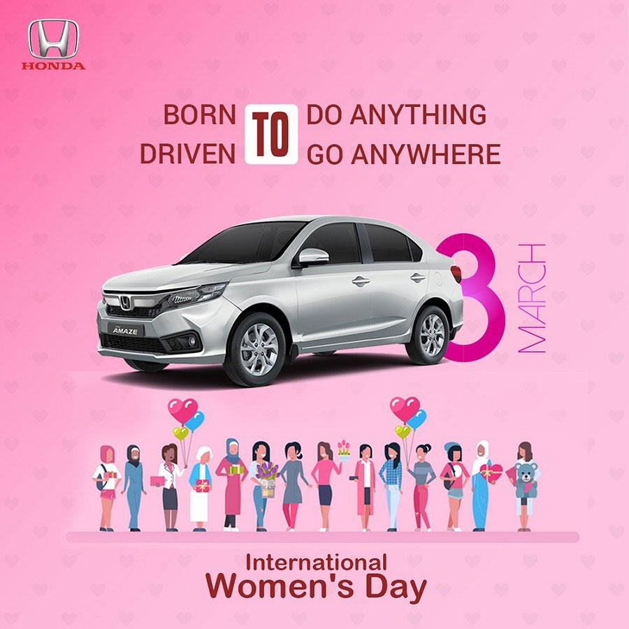 honda-amaze-womens-day-1