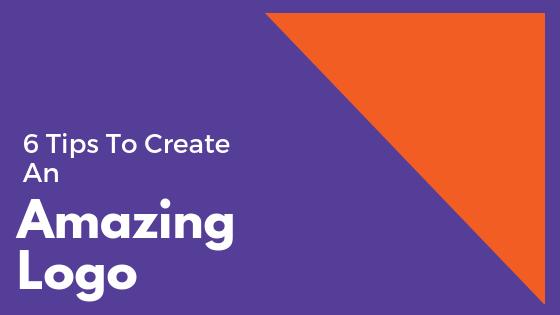 6 Tips to Create an Amazing Logo Design