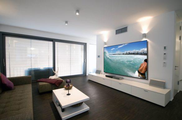 Movie TV Projector