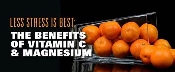 Natural Health Benefits of Vitamin C