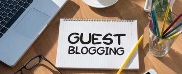 Top 3 Best effective ways to promote a guest blog