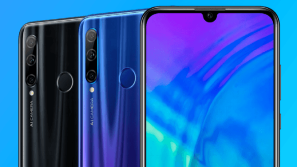 Upcoming New HONOR 20 LITE Phone Specification