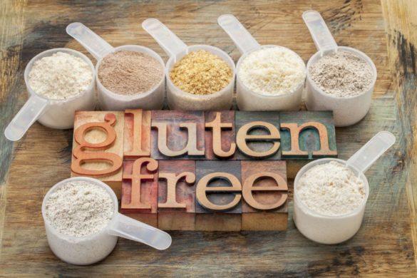 Healthy Gluten Free Snack Ideas