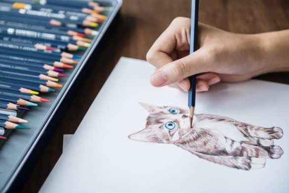 5 Career Options for People Who Have Talent & Love for Drawing