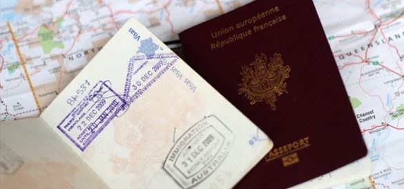 Holiday working visa subclass 417