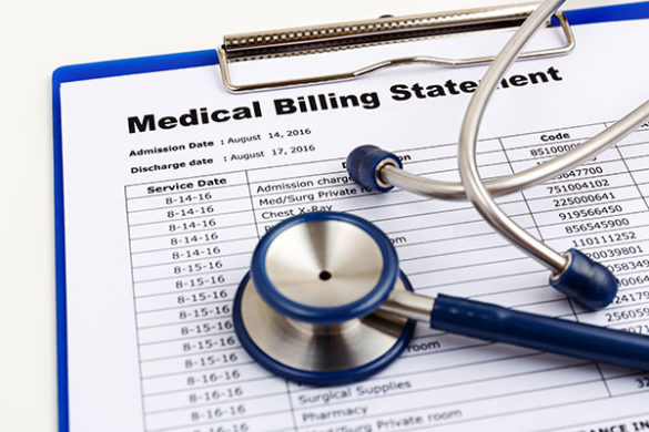 INTO THE WORLD OF MEDICAL BILLING