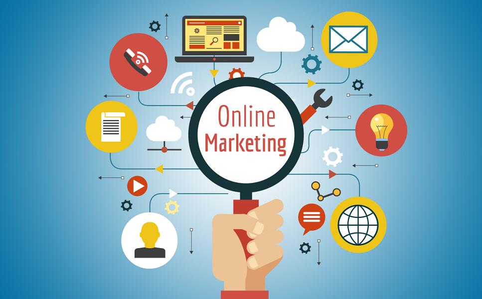 Uses Online Marketing