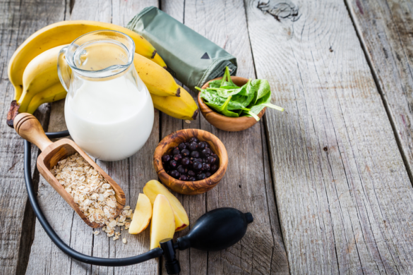 HOW TO LOWER BLOOD PRESSURE THROUGH PROPER DIET