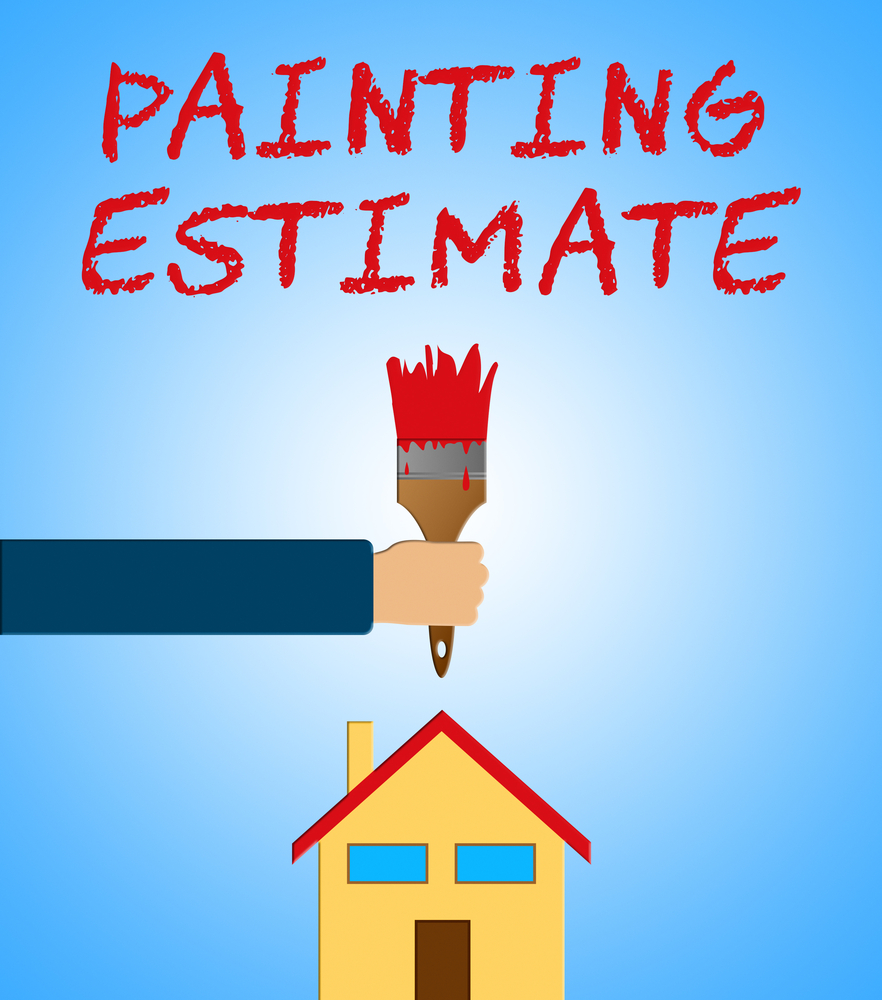 A Brief Guide about Cost Estimate for Exterior House Painting