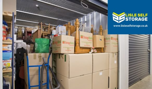 Explain in detail about the best short term storage option for business