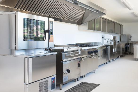 Key Factors for Commercial Kitchen