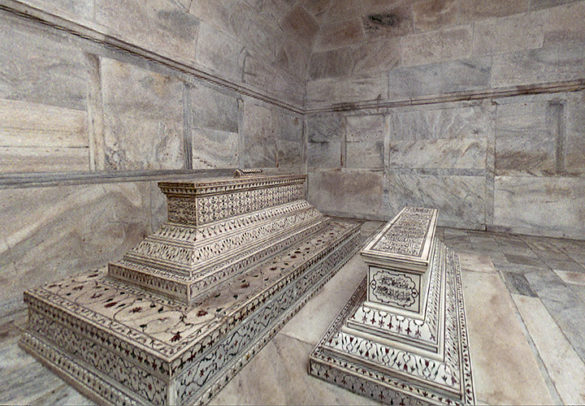 The Third Gallery of the Taj Mahal