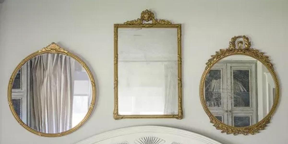 Re-Invent Your Old Custom Antique Mirror
