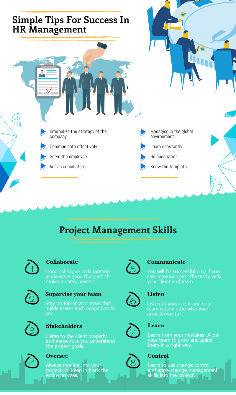 simple tips for success in HR Management