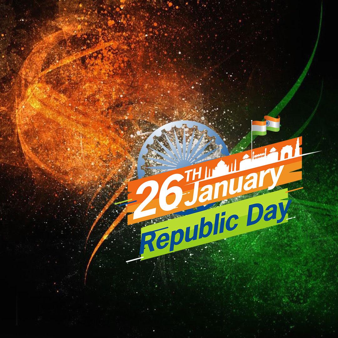 26 january 2020 Republic Day