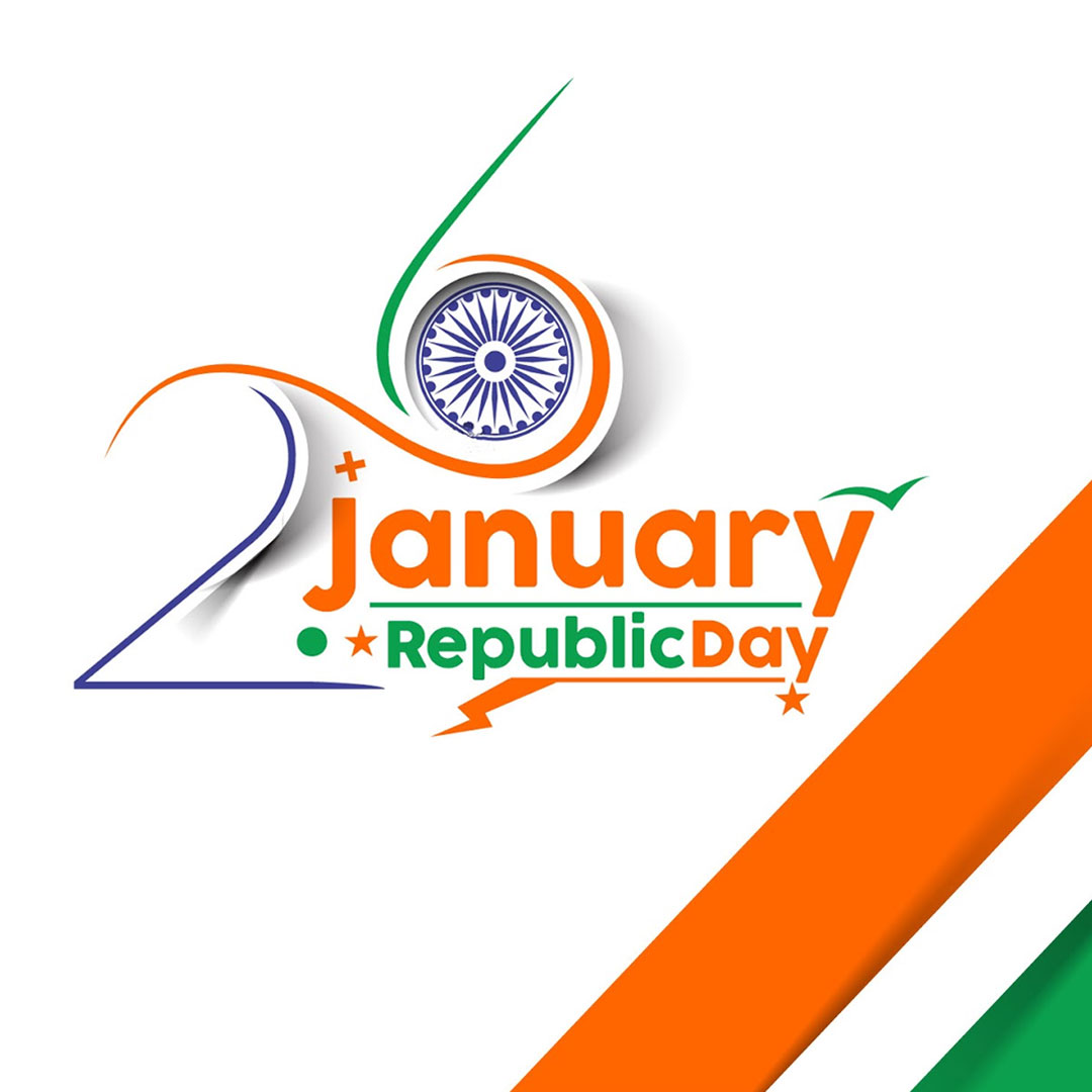 26 january Republic Day Banner
