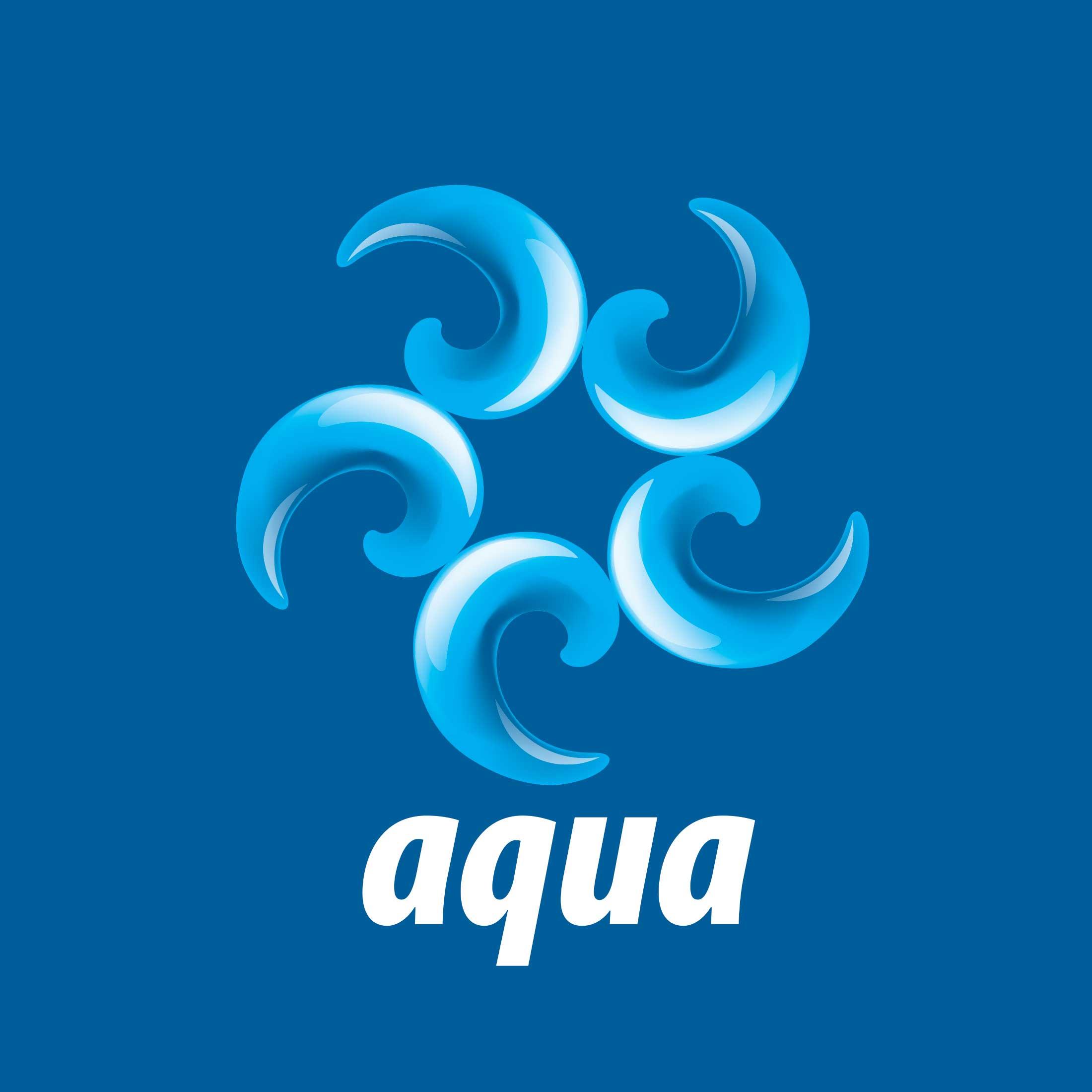 Latest-water-drop-logo-design