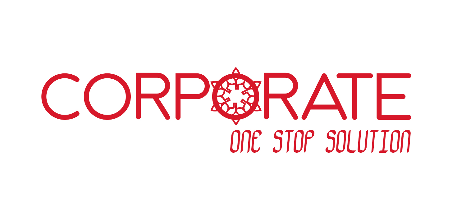Corporate One stop solution logo design