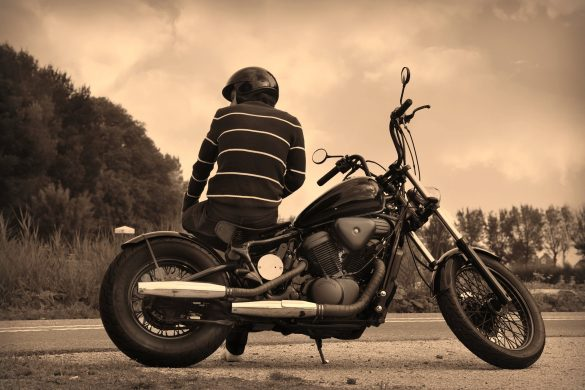 Things You Must Carry on a Solo Motorcycle Trip