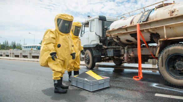 Emergency Vehicle Decontamination Service