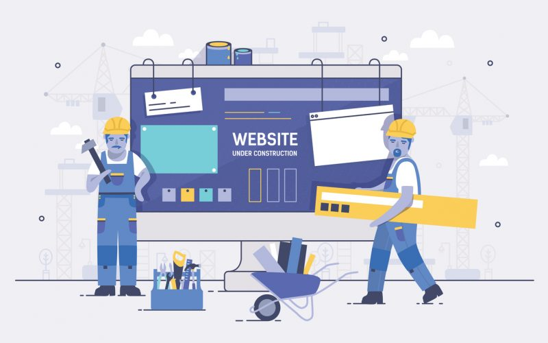 How to Build a Fully Functional Website in 2020